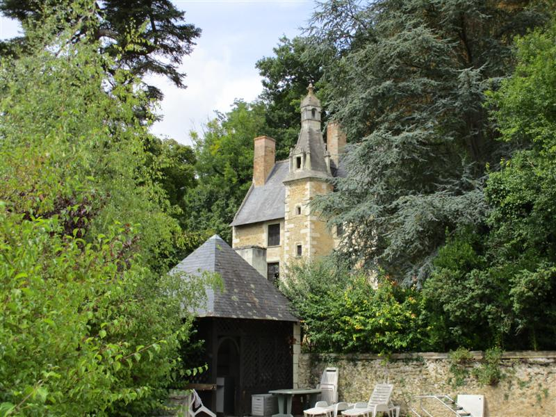 8 bedroom chateau for sale sarthe chateau du loir france - Brocante chateau du loir ...