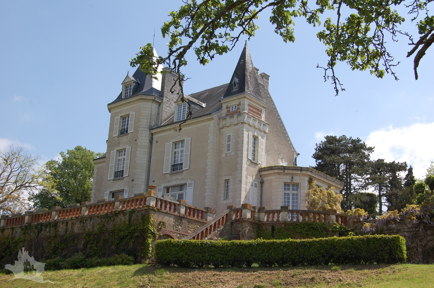 NLEN002013 – Touraine Chateau