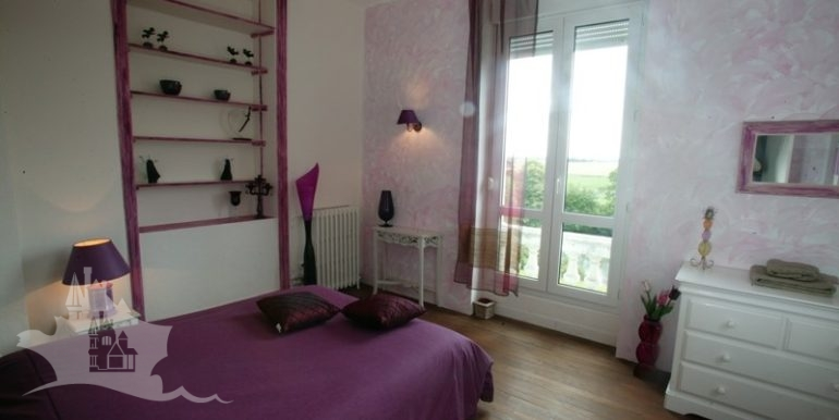 16-2eme etage - suite tour rose