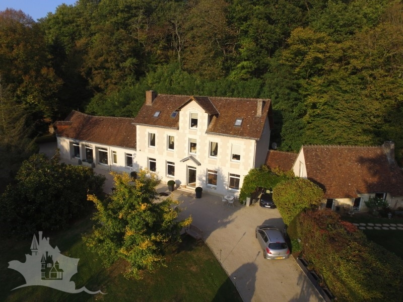 NLEN002052 – Private estate less than 1h from Paris
