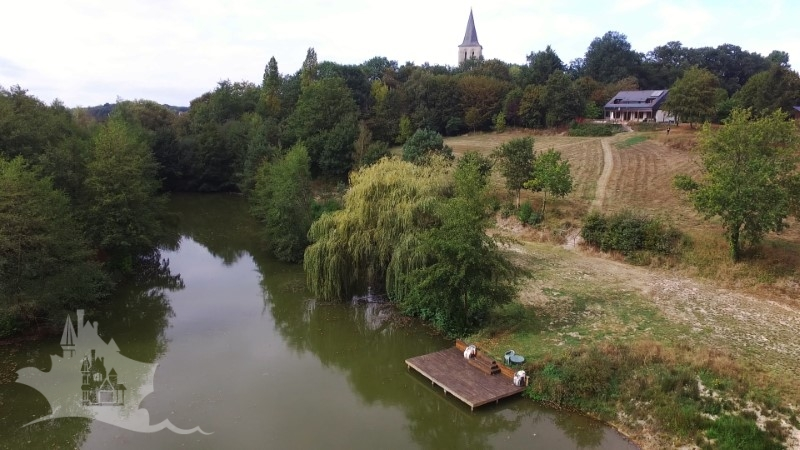 NLEN002027 – 1h stocked lake, 3h grounds and a well appointed house